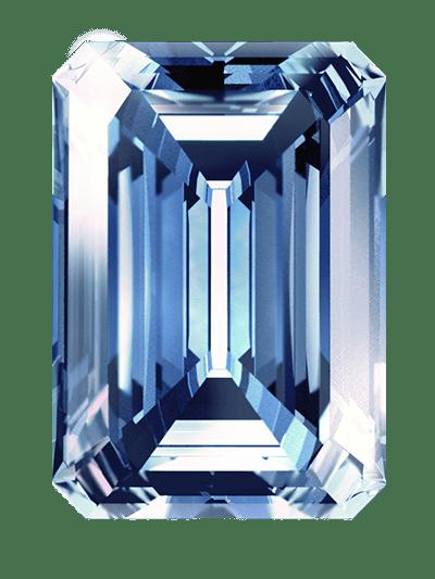 Haare oder einäscherung asche zu blau LONITÉ personalisierte diamant